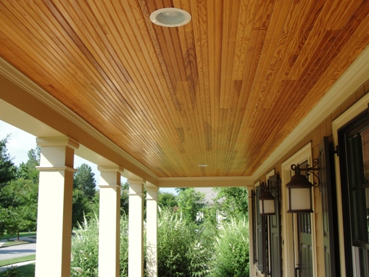 Ceiling Design Tips - Decorating with Ceiling Planks and Tiles
