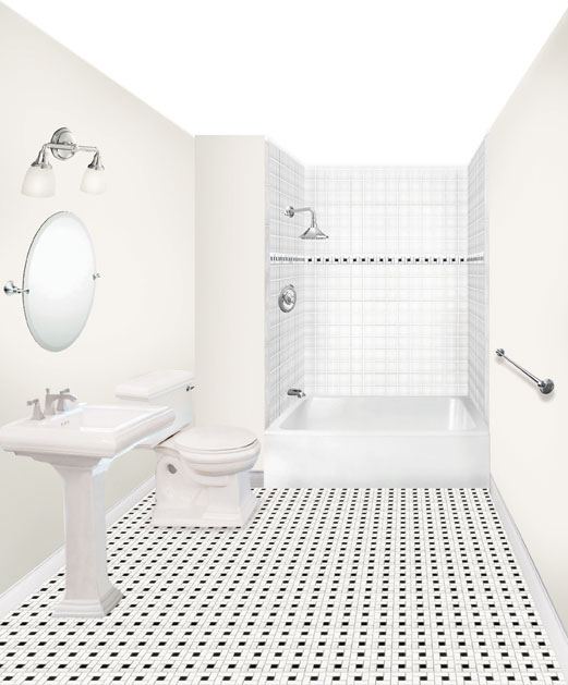 Bathroom Makeovers Wa bathroom remodeling richmond va - bathroom renovations henrico va